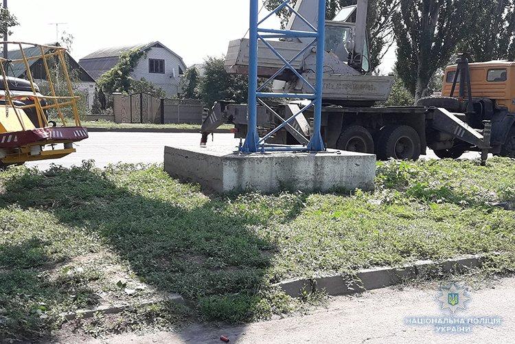 В Мелитополе владелец билборда угрожал коммунальщикам и выстрелил из ружья, фото-3