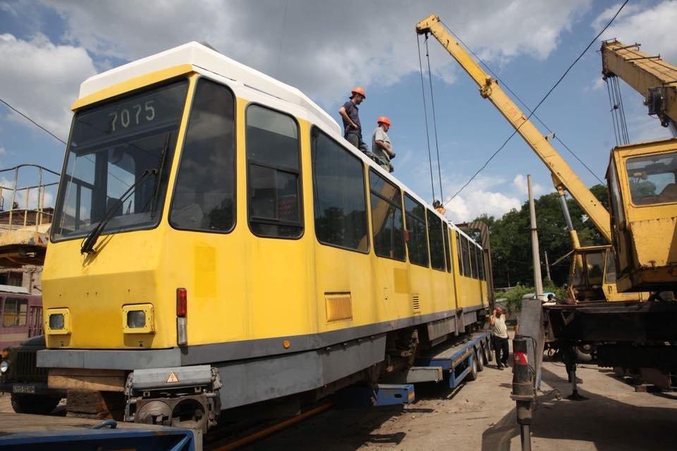В Запорожье на маршруты выйдут три трамвайных вагона из Европы, – ФОТО, фото-3