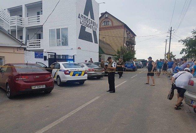В Бердянске застрелили Виталия Олешко: кто он и против кого выступал, - ФОТО, ВИДЕО, фото-2