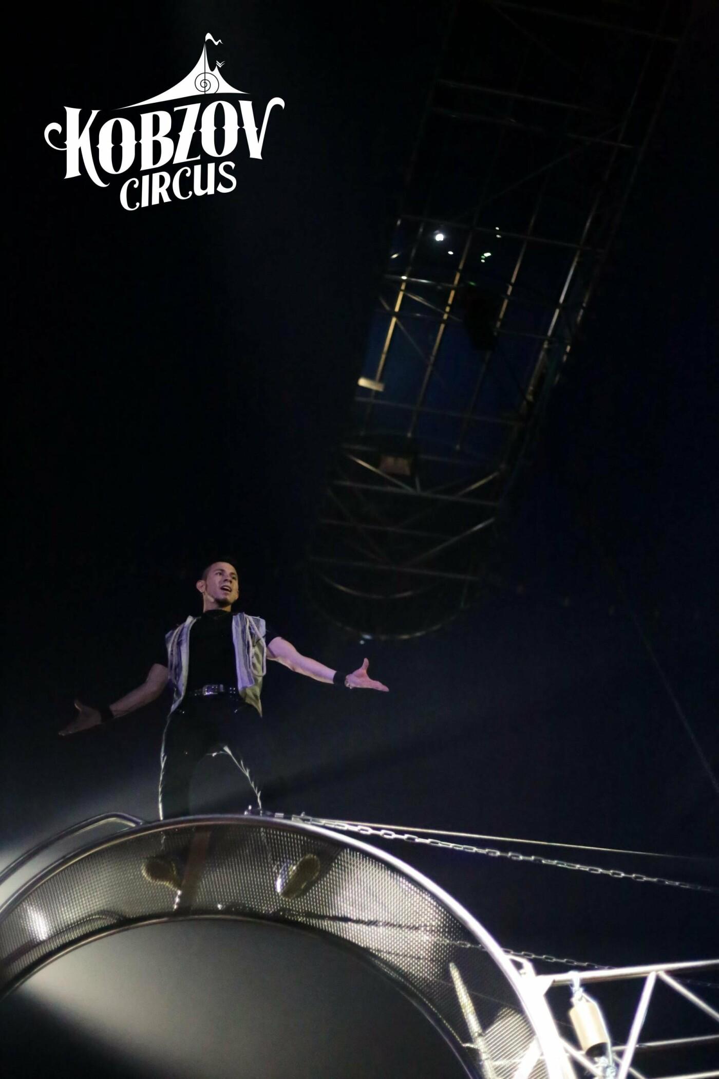 Найбільший цирк України – цирк «Кобзов», готовий дивувати, надихати і приносити радість!, фото-9