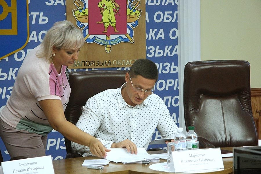 Владислав Марченко поднял вопрос производства редкого препарата крови в Запорожской области, фото-1