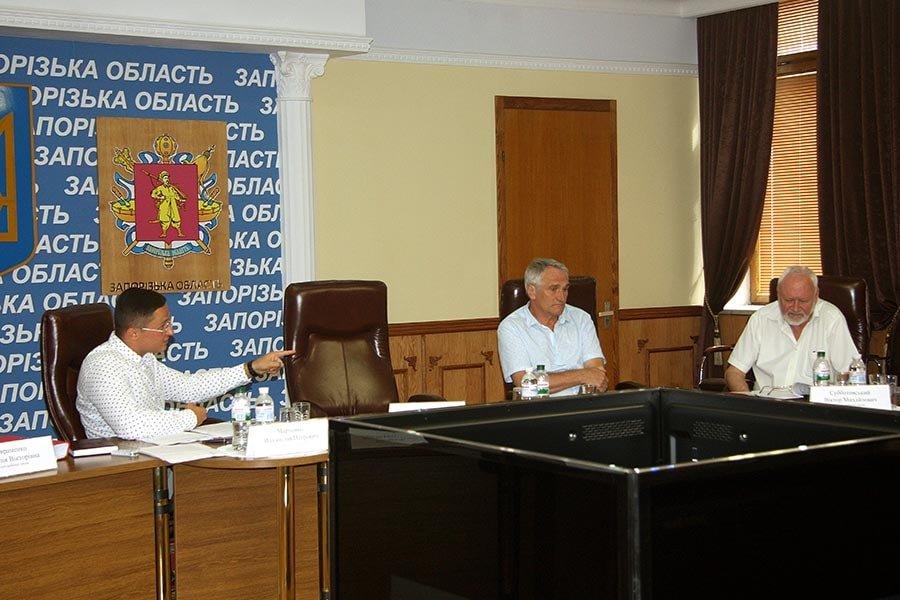 Владислав Марченко поднял вопрос производства редкого препарата крови в Запорожской области, фото-2