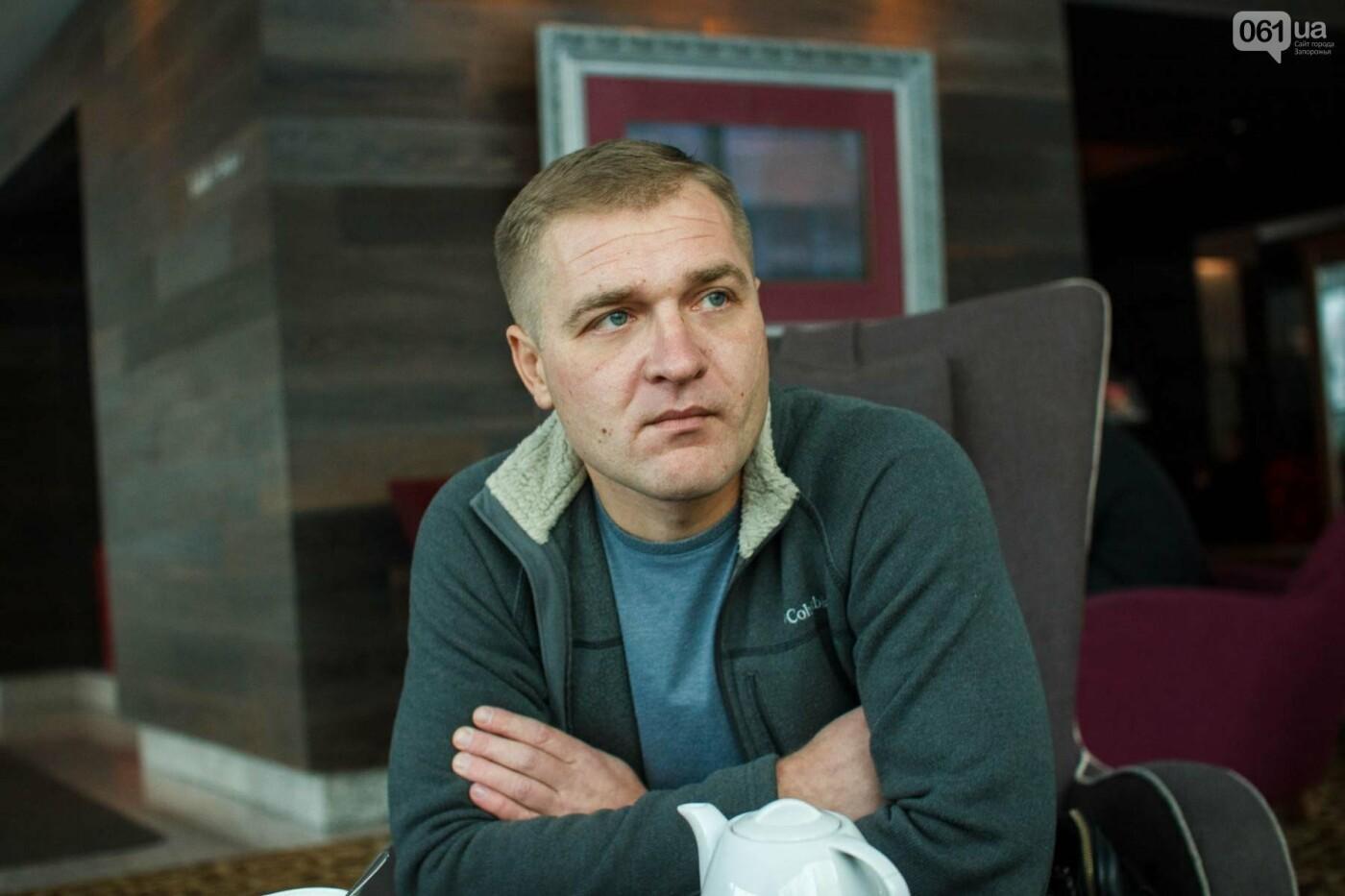 Экс-начальник запорожской полиции Олег Золотоноша не знает, является ли фигурантом уголовного дела: СМИ опубликовали схему расследования, фото-2