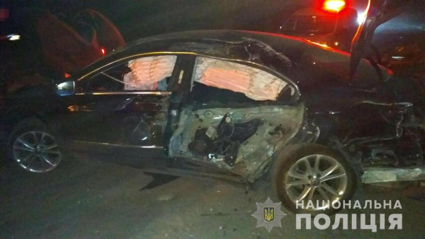 В Запорожье произошла авария по дороге на Великий луг – трое пострадавших, – ФОТО, фото-2
