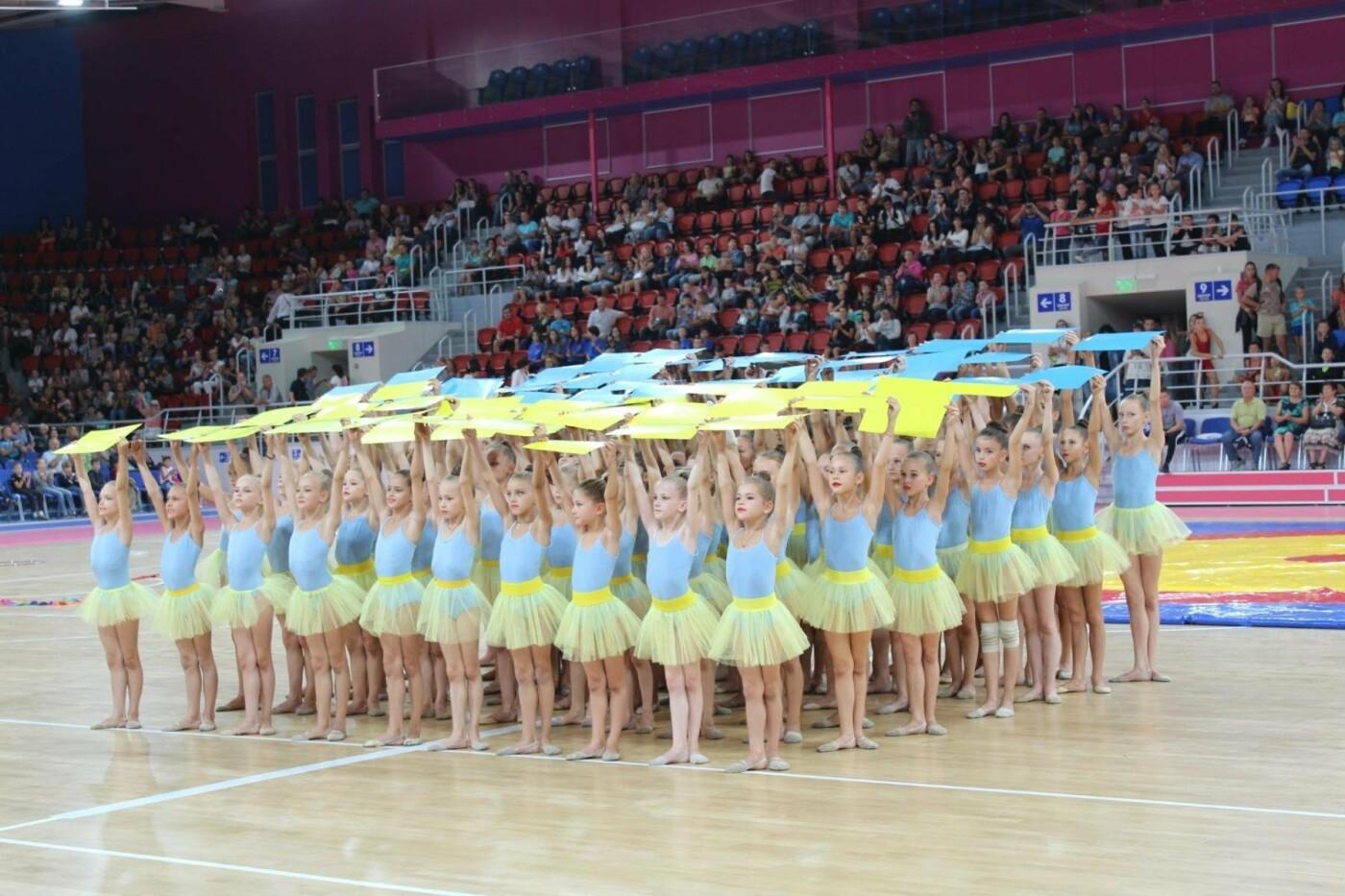 В «Юности» спортивные школы города показали шоу, - ФОТО, фото-2