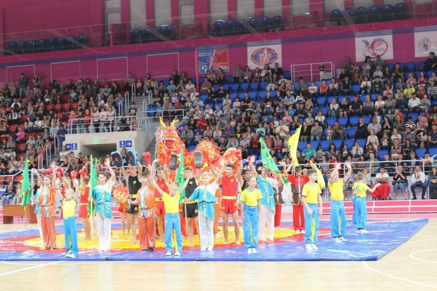 В «Юности» спортивные школы города показали шоу, - ФОТО, фото-8