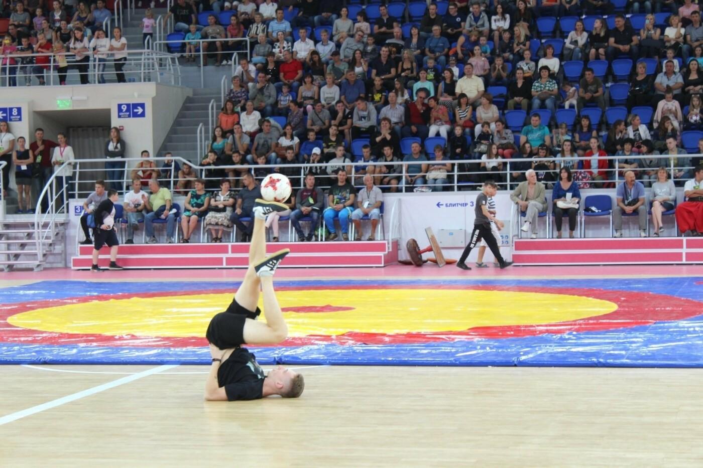 В «Юности» спортивные школы города показали шоу, - ФОТО, фото-5
