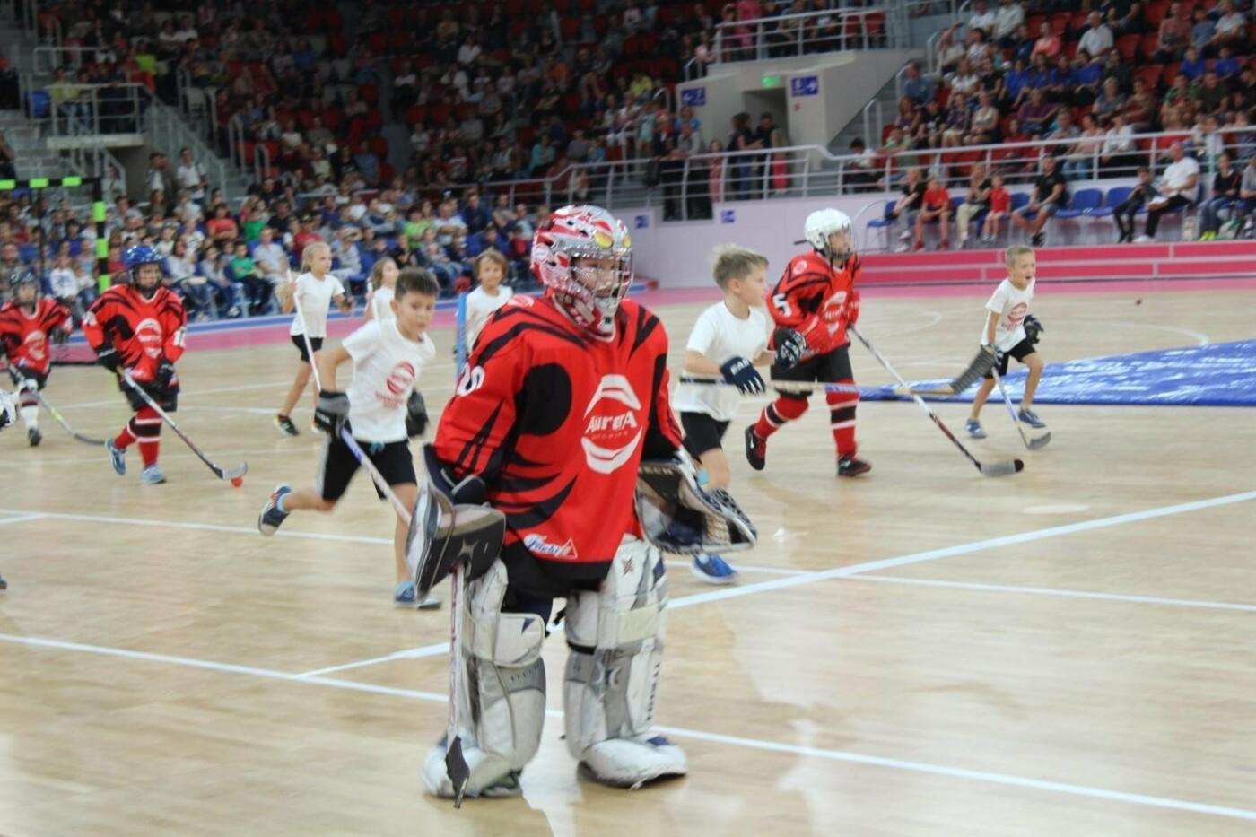 В «Юности» спортивные школы города показали шоу, - ФОТО, фото-1