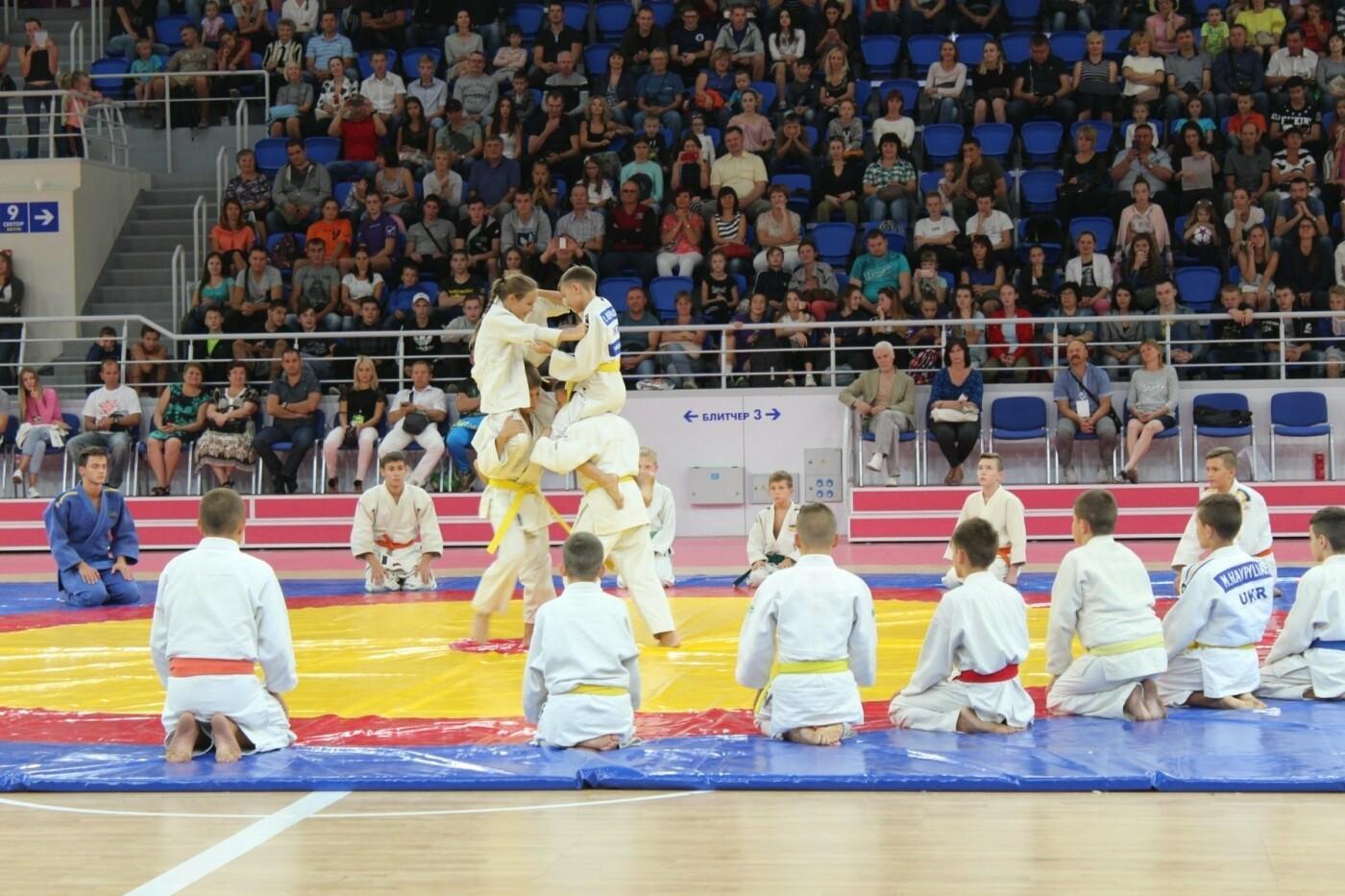 В «Юности» спортивные школы города показали шоу, - ФОТО, фото-6
