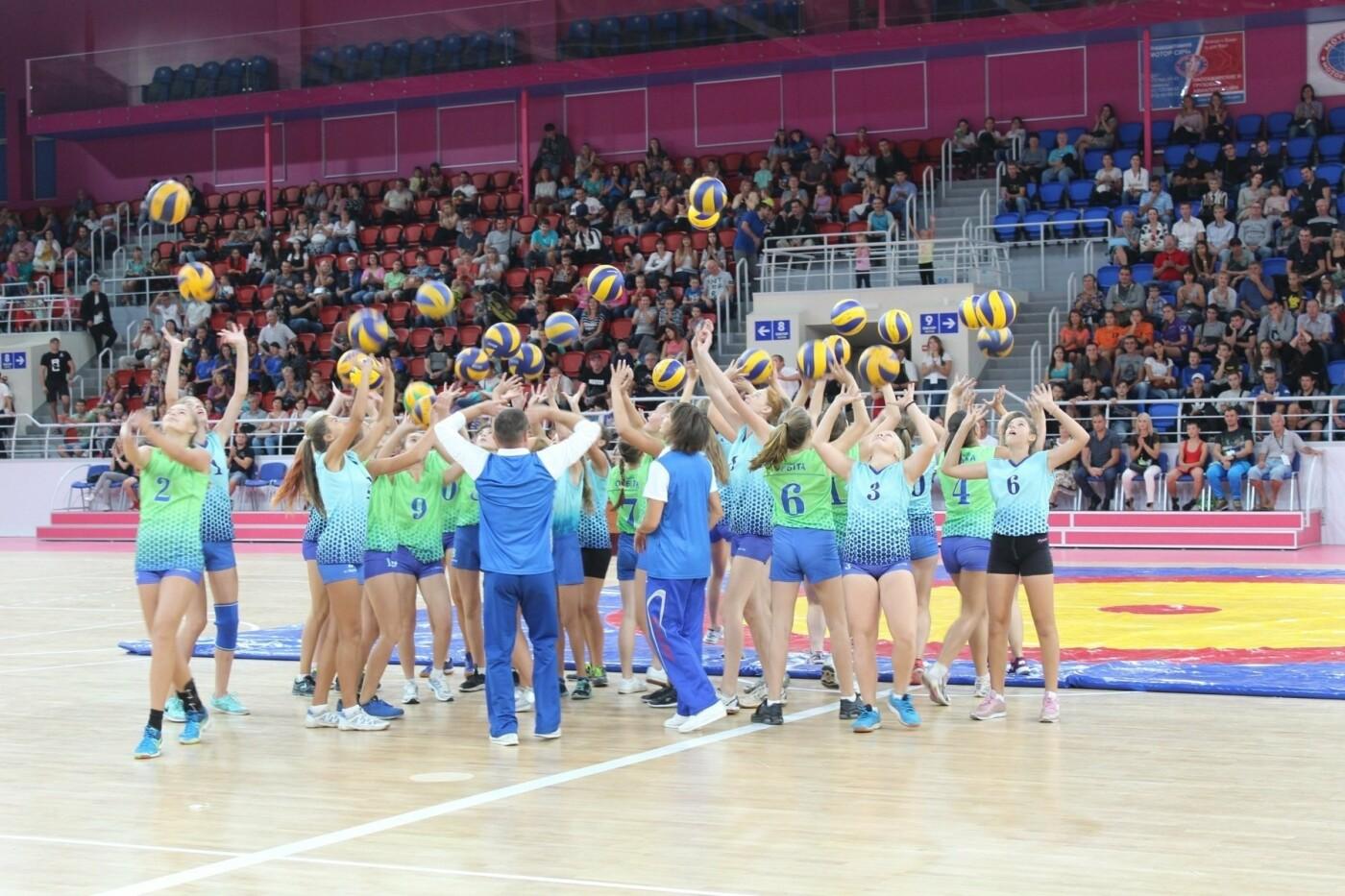 В «Юности» спортивные школы города показали шоу, - ФОТО, фото-7