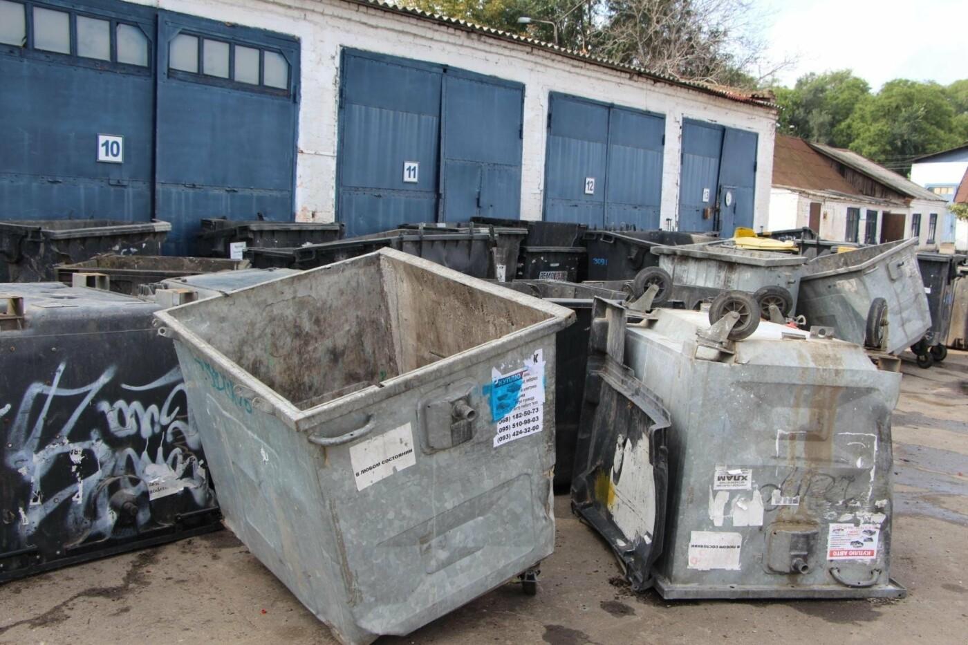 В Запорожье за три недели неизвестные сожгли 38 мусорных баков, – ФОТО, фото-3