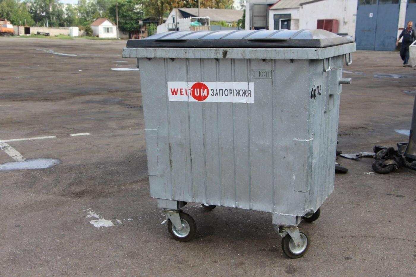 В Запорожье за три недели неизвестные сожгли 38 мусорных баков, – ФОТО, фото-6