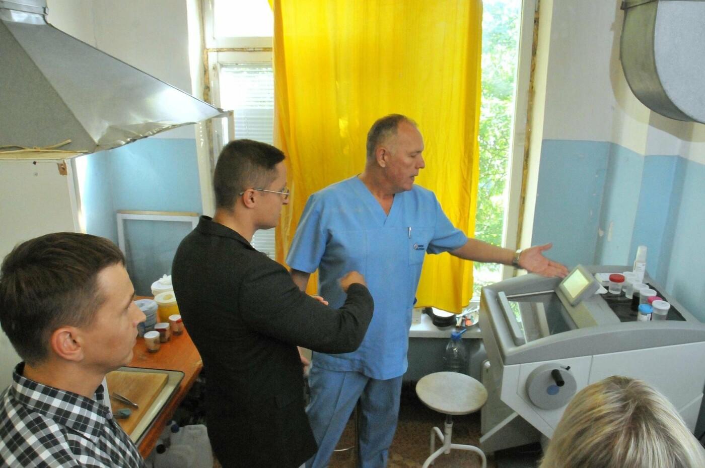 «Жители не должны страдать из-за проблем морга» - Владислав Марченко, фото-6