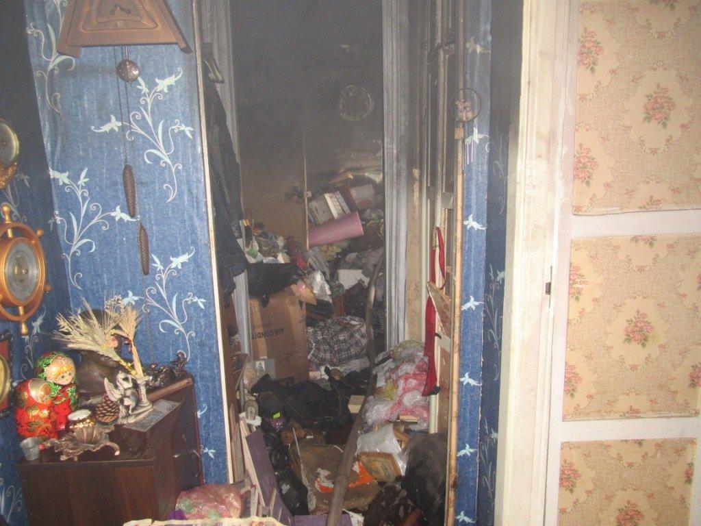 В Запорожье горела квартира в девятиэтажке: приехали 17 спасателей, – ФОТО, фото-4