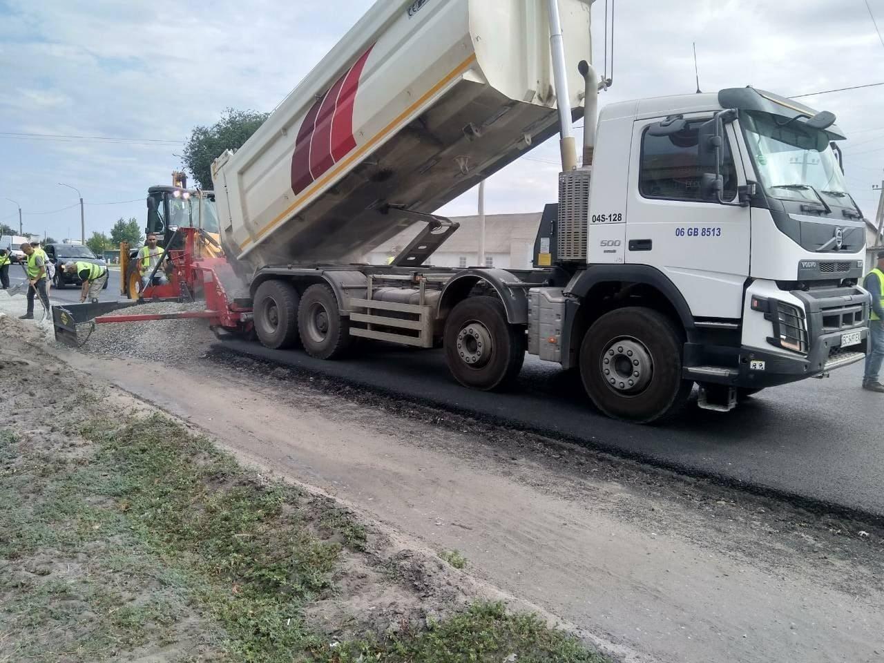 В Запорожской области продолжают ремонт трассы в Мариуполь: на каком этапе работы, – ФОТОРЕПОРТАЖ, фото-2