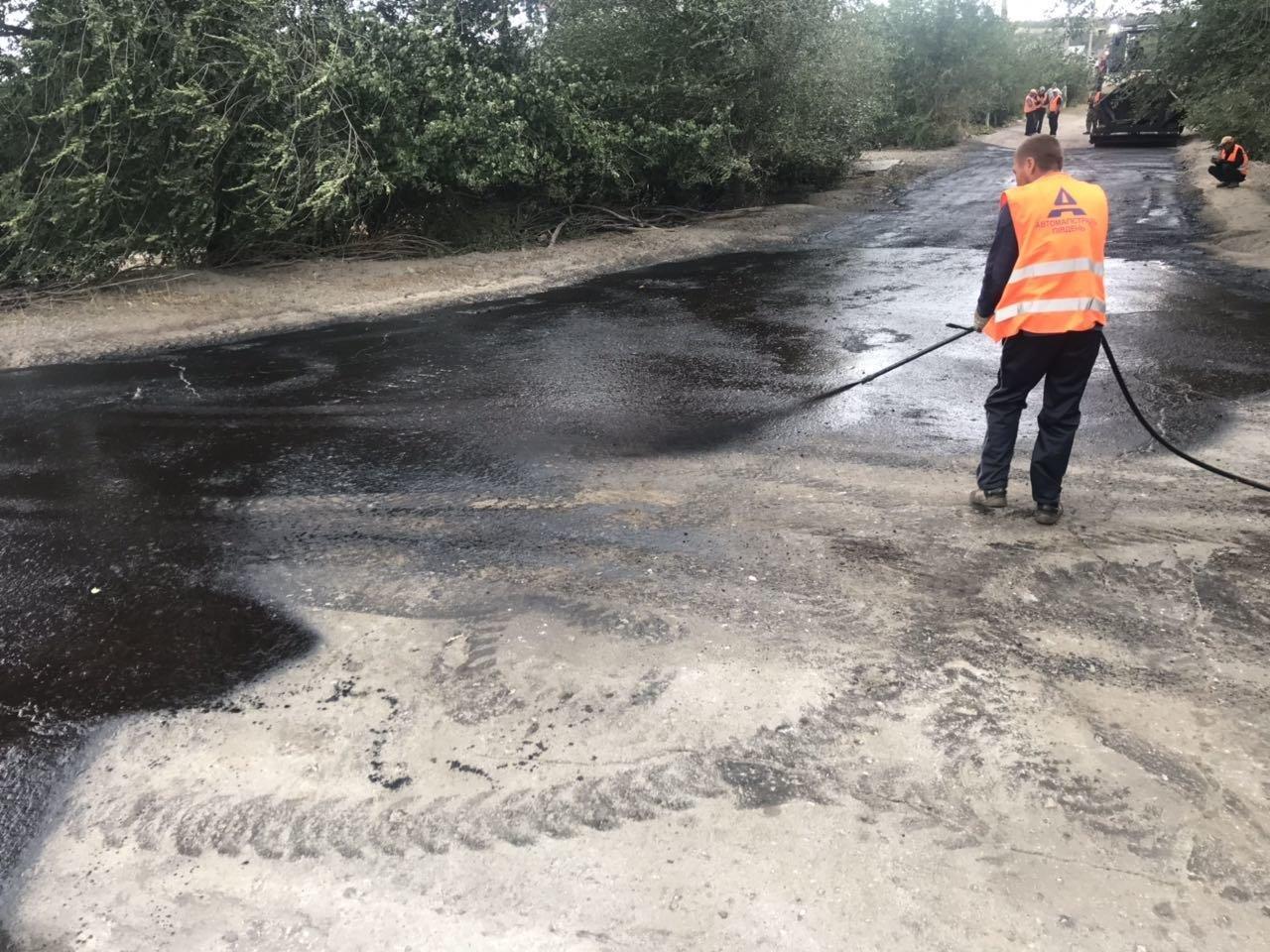 В Запорожской области продолжают ремонт трассы в Мариуполь: на каком этапе работы, – ФОТОРЕПОРТАЖ, фото-6