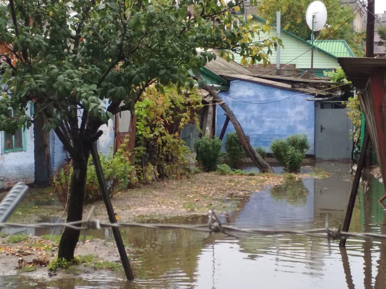 В Бердянске после затопления без света остались два района, - ФОТО, фото-2