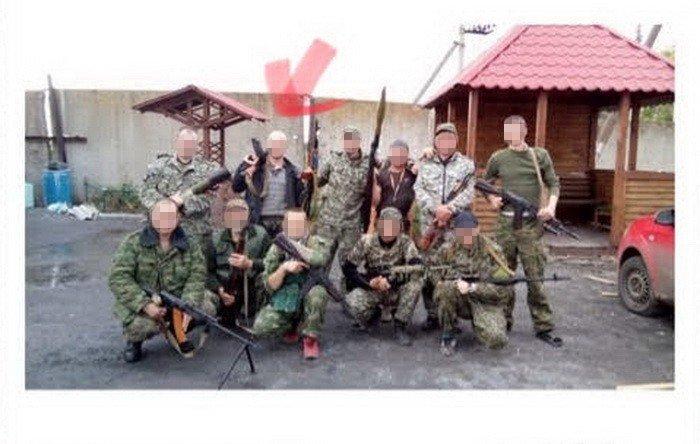 В Запорожской области заочно осудили боевика «ДНР», – ФОТО, фото-1