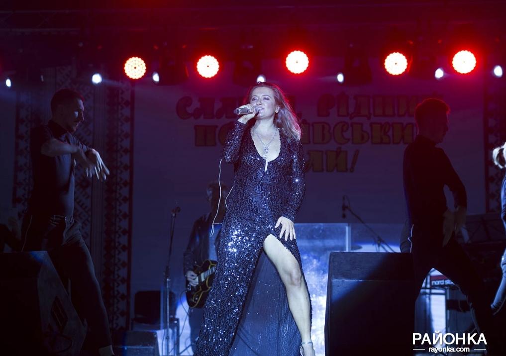 Наталья Могилевская перепугалась из-за багажа и все же выступила в Пологах, - ФОТОРЕПОРТАЖ, фото-10