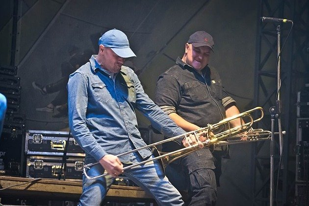 В Бердянске Сергей Михалок отыграл с «Ляпис 98», - ФОТО, фото-7