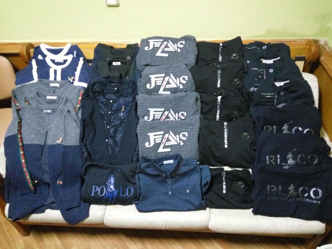 Турок пытался незаконно провезти в Запорожье партию одежды, – ФОТО, фото-4