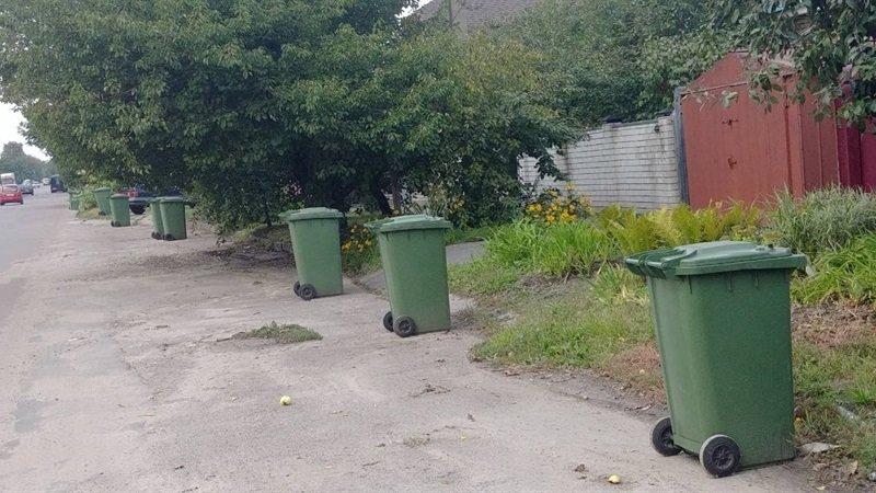 В частном секторе Запорожья пакеты для мусора хотят заменить контейнерами, – ФОТО, фото-1