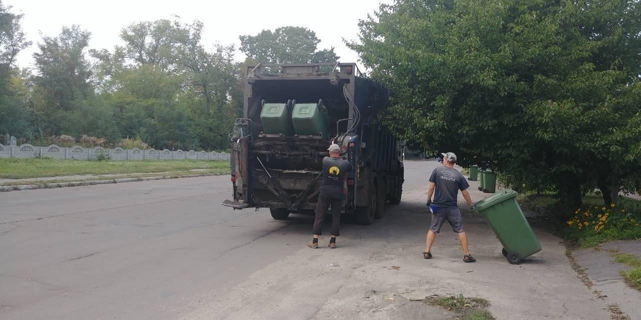 В частном секторе Запорожья пакеты для мусора хотят заменить контейнерами, – ФОТО, фото-2