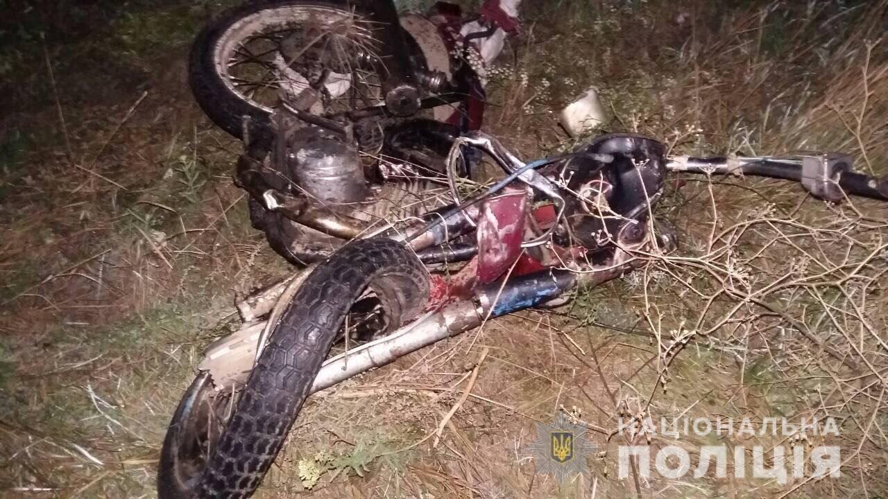 На запорожской трассе произошло смертельное столкновение: один человек погиб, еще один – в больнице, – ФОТО, фото-2