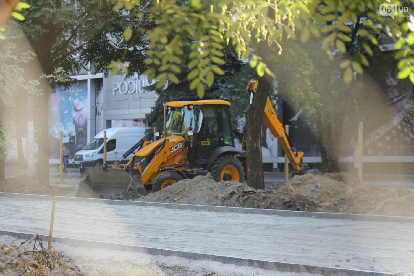 В Запорожье 900 метров дороги на Маяковского отремонтируют за 37 миллионов гривен, фото-2