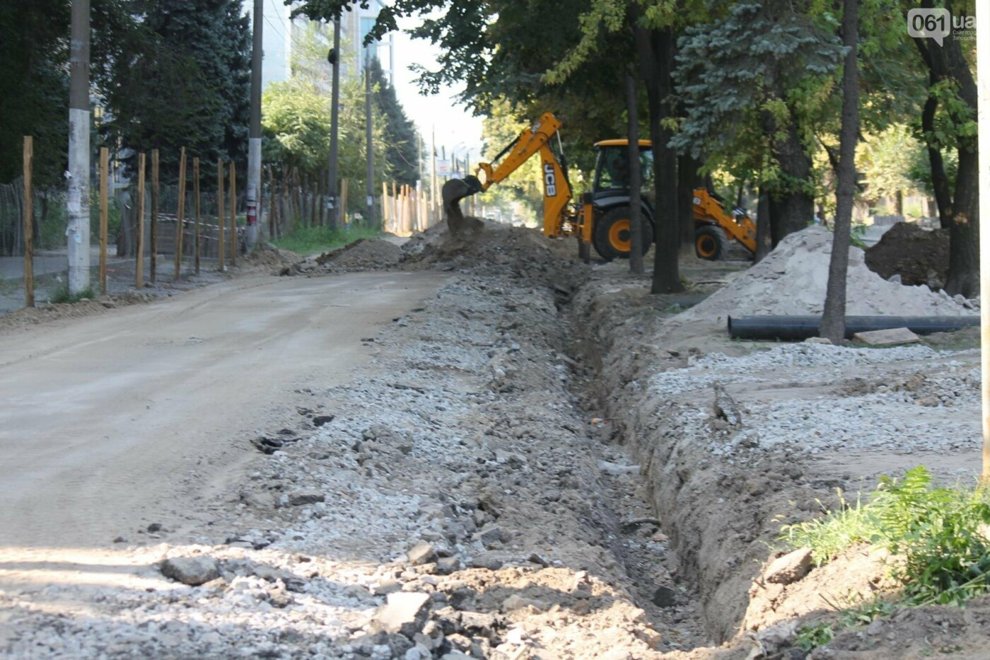 В Запорожье 900 метров дороги на Маяковского отремонтируют за 37 миллионов гривен, фото-1