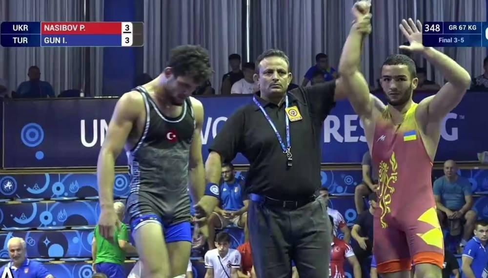 Запорожский борец стал бронзовым чемпионом мира, фото-1