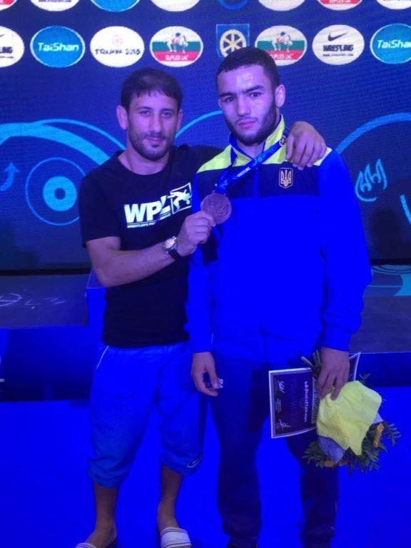 Запорожский борец стал бронзовым чемпионом мира, фото-2