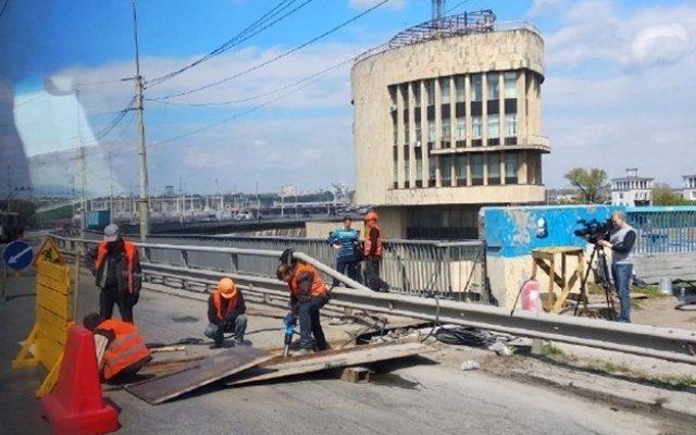 Будут пробки: в Запорожье продолжат ремонт плотины Днепрогэса, фото-1