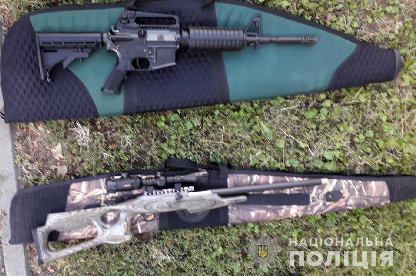 10 единиц оружия и около 800 патронов: у запорожца в гараже обнаружили настоящий арсенал оружия, – ФОТО, фото-3