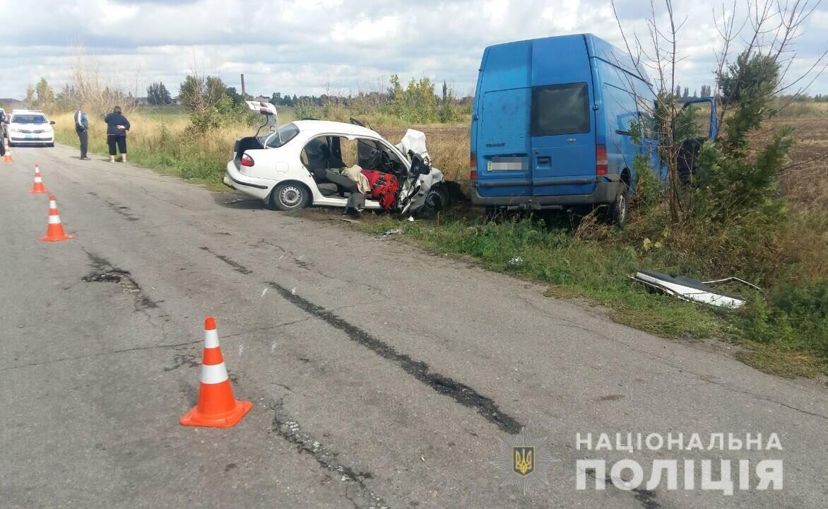 В Запорожской области произошло смертельное ДТП, – ФОТО, фото-4