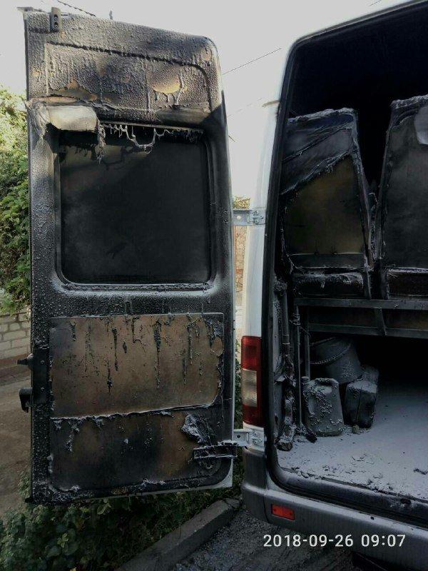 «За поджогом могут стоять наши конкуренты»: в Запорожье ночью сожгли еще один автобус компании «БасТур», – ФОТО, фото-2
