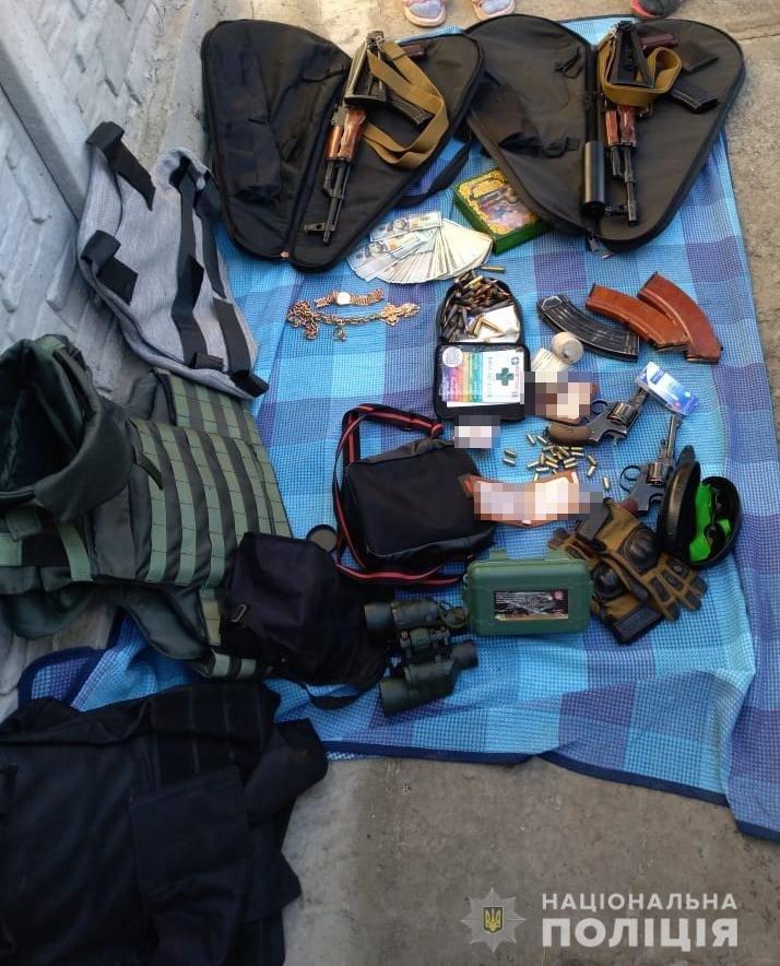 В Запорожской области у дачника обнаружили огромный арсенал оружия, – ФОТО, фото-2