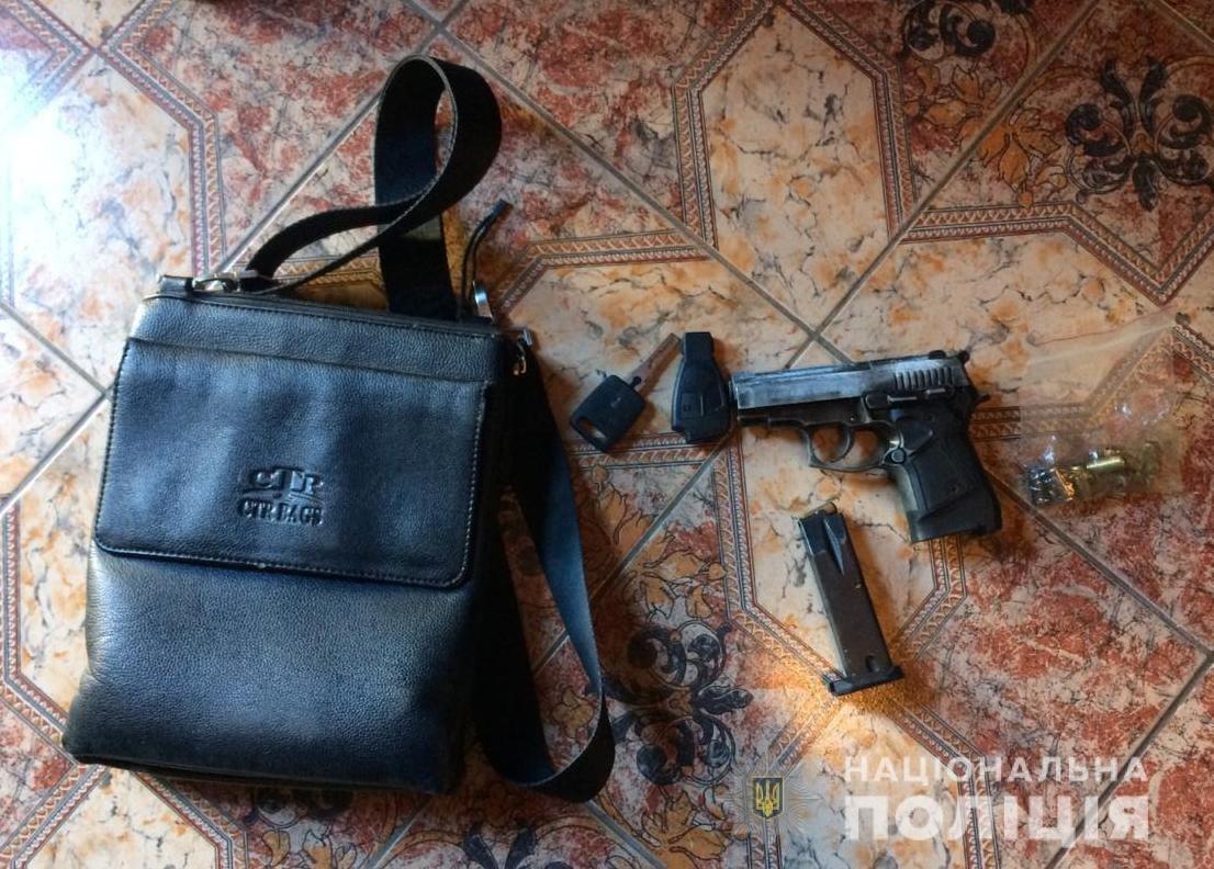 В Запорожской области у дачника обнаружили огромный арсенал оружия, – ФОТО, фото-4