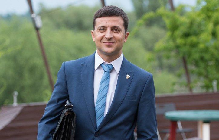 Комичарот Зеленски ќе биде нов претседатек на Украина