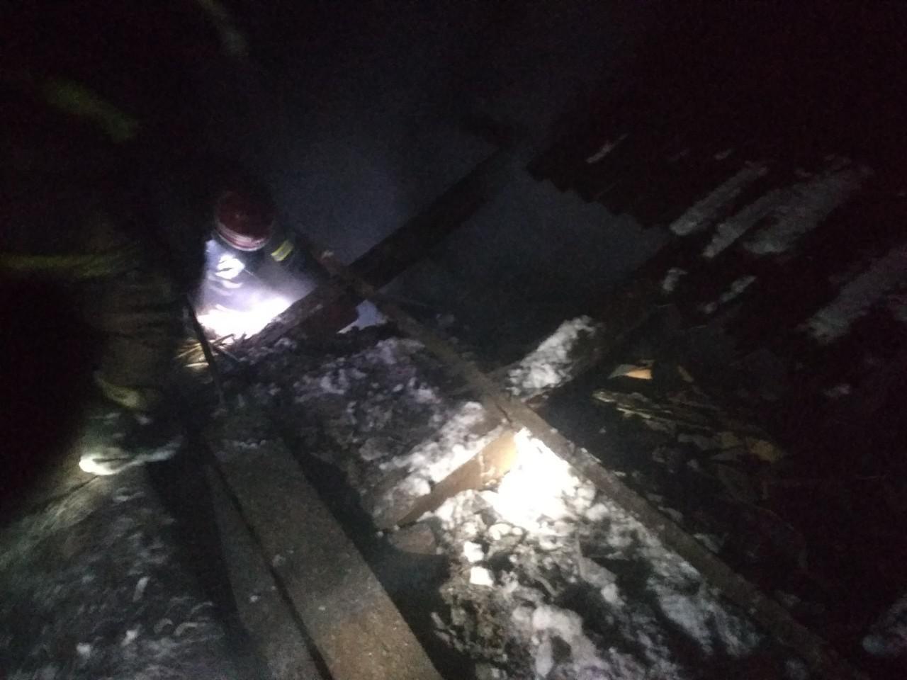 В запорожских селах сгорели два дома: работали 20 пожарных, – ФОТО, фото-1