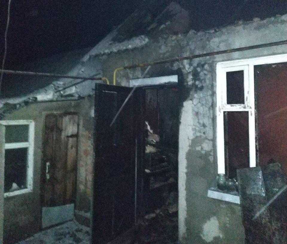 В запорожских селах сгорели два дома: работали 20 пожарных, – ФОТО, фото-2