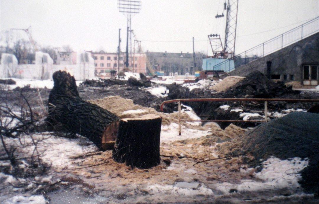 В социальной сети показали, как строили запорожскую «Славутич-Арену», – ФОТО, фото-3