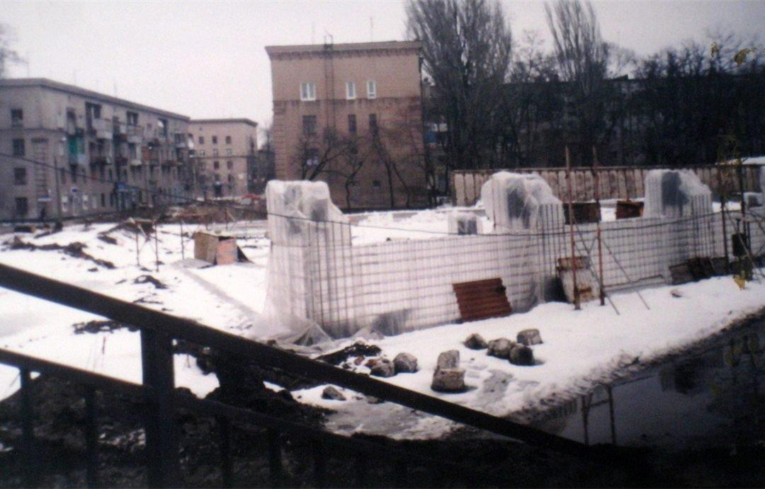 В социальной сети показали, как строили запорожскую «Славутич-Арену», – ФОТО, фото-4