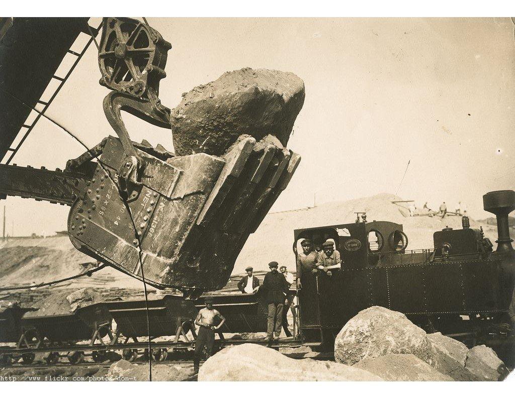 В соцсети показали, как строили запорожский Днепрогэс, – ФОТО, фото-2
