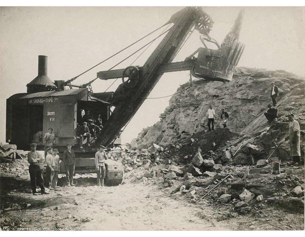 В соцсети показали, как строили запорожский Днепрогэс, – ФОТО, фото-7