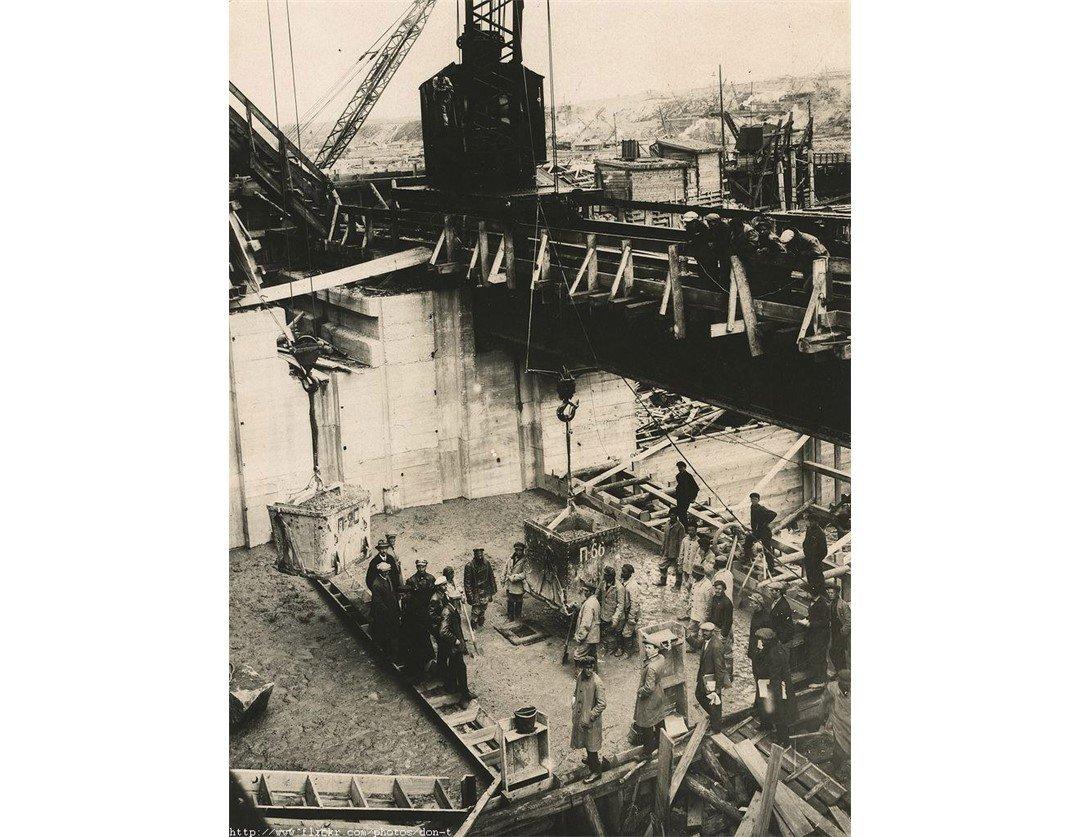 В соцсети показали, как строили запорожский Днепрогэс, – ФОТО, фото-3