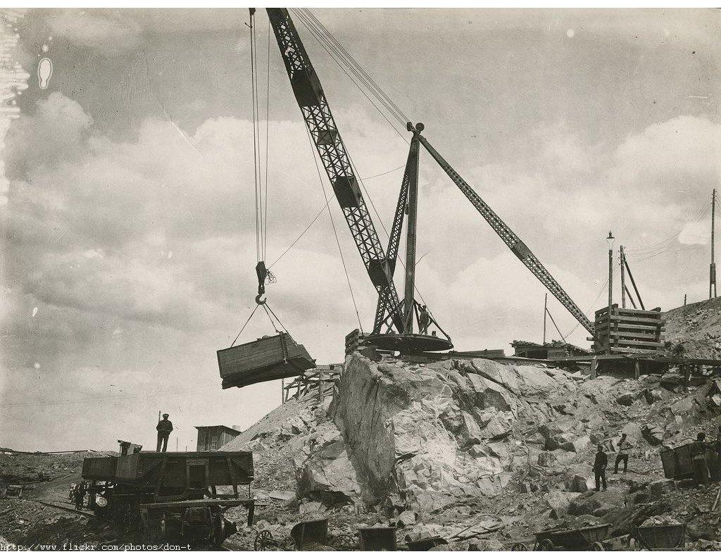 В соцсети показали, как строили запорожский Днепрогэс, – ФОТО, фото-4