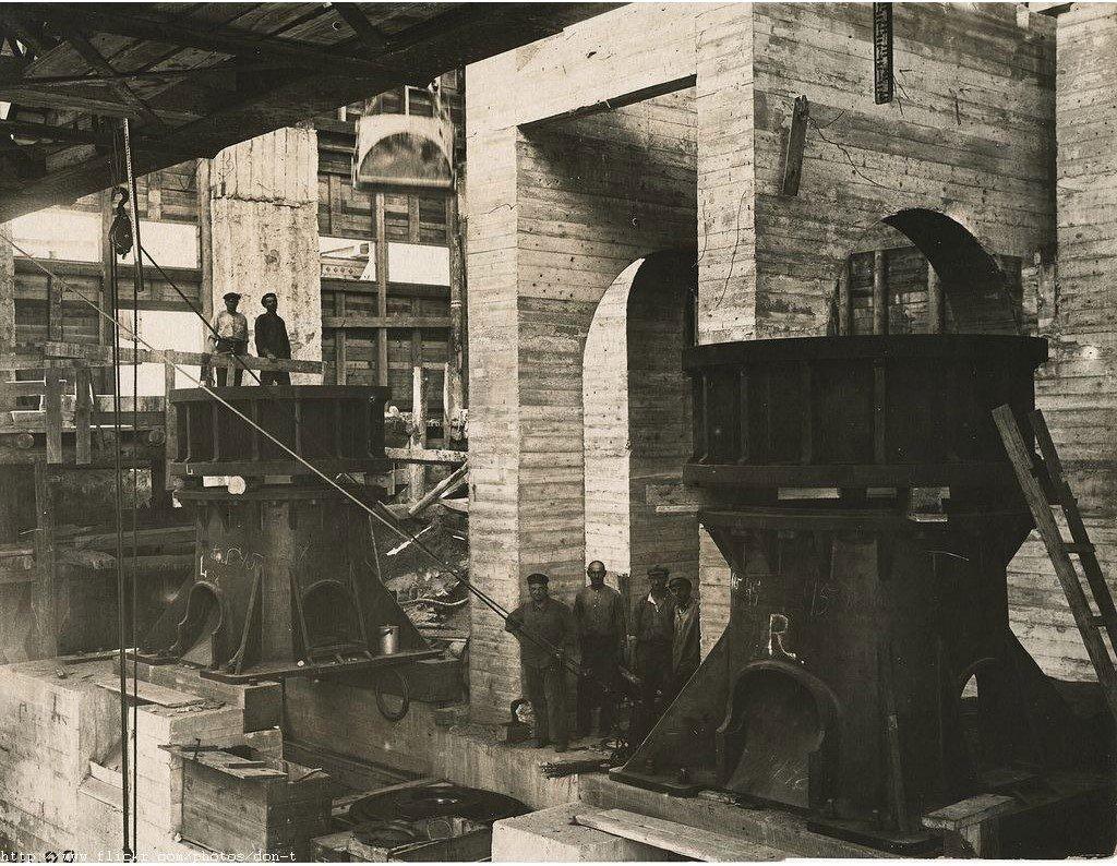 В соцсети показали, как строили запорожский Днепрогэс, – ФОТО, фото-8