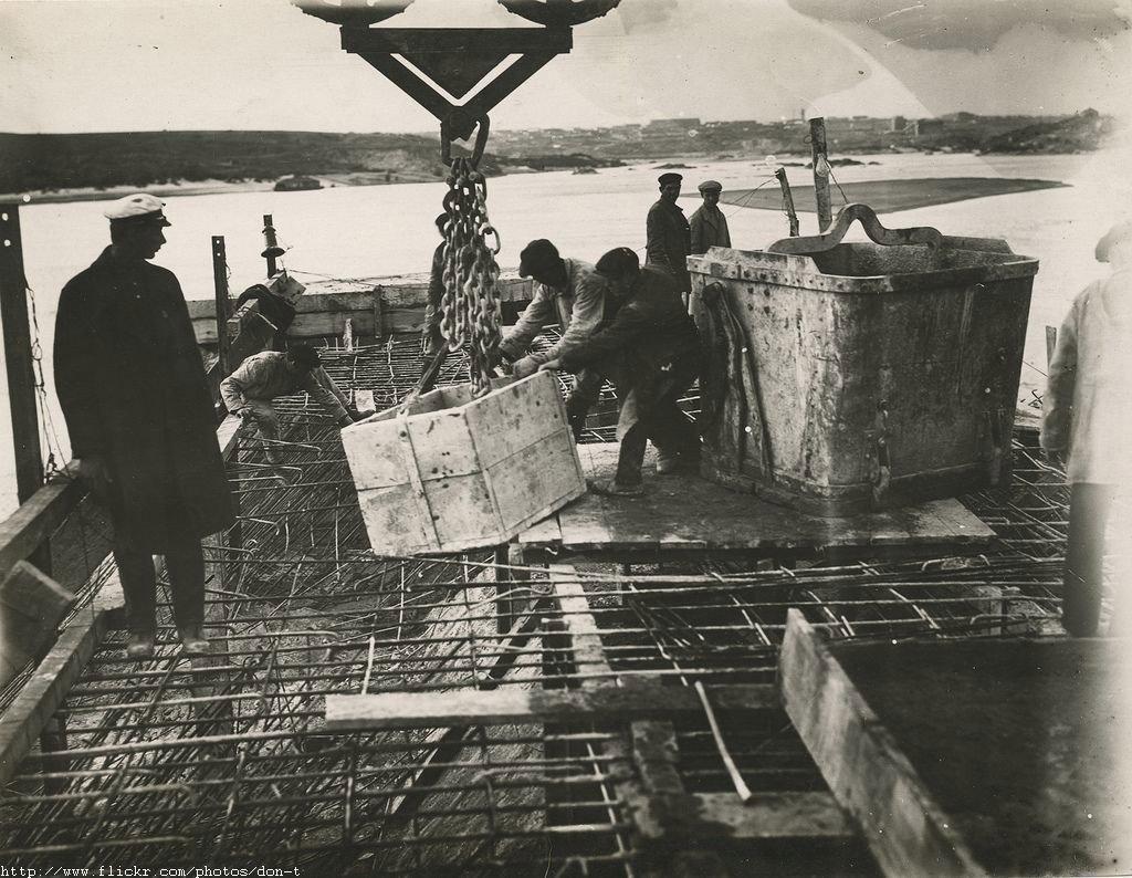 В соцсети показали, как строили запорожский Днепрогэс, – ФОТО, фото-1