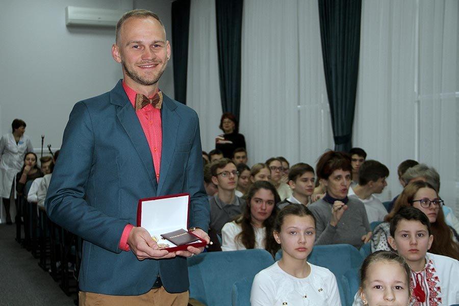 Запорожец, который стал лучшим педагогом страны, получил орден, – ФОТО  , фото-1
